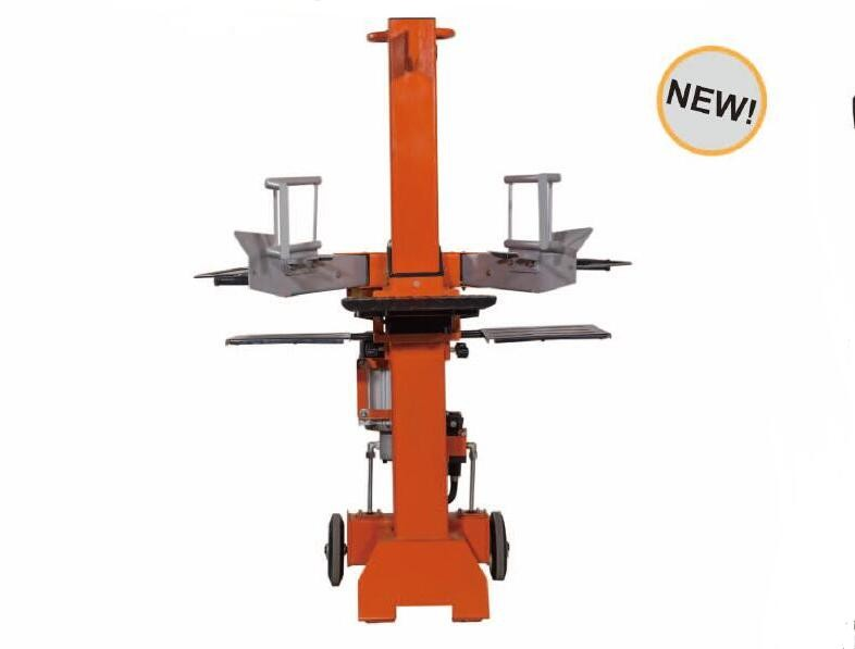 3000W Firewood Processing Equipment , 7 Ton Electric Log Splitter For Dividing Round Logs